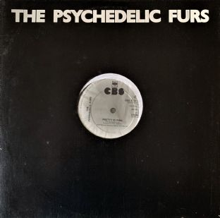 "Psychedelic Furs (The) - Pretty In Pink (12"") (VG/VG-)"